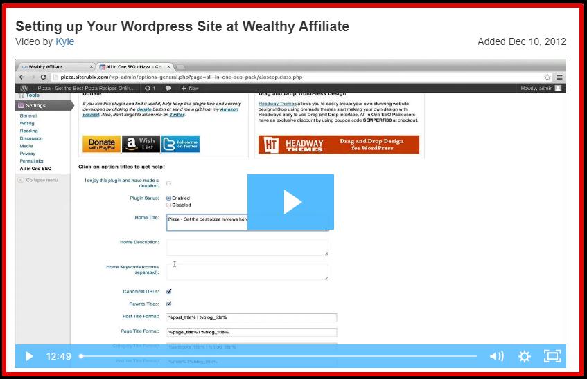WA websites