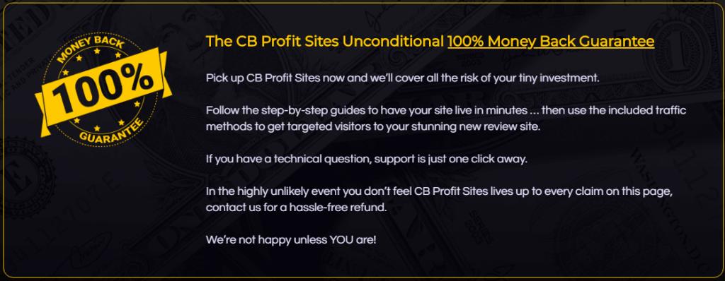 CB Profit sites money back