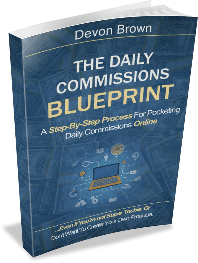 Daily Comissions Blueprint