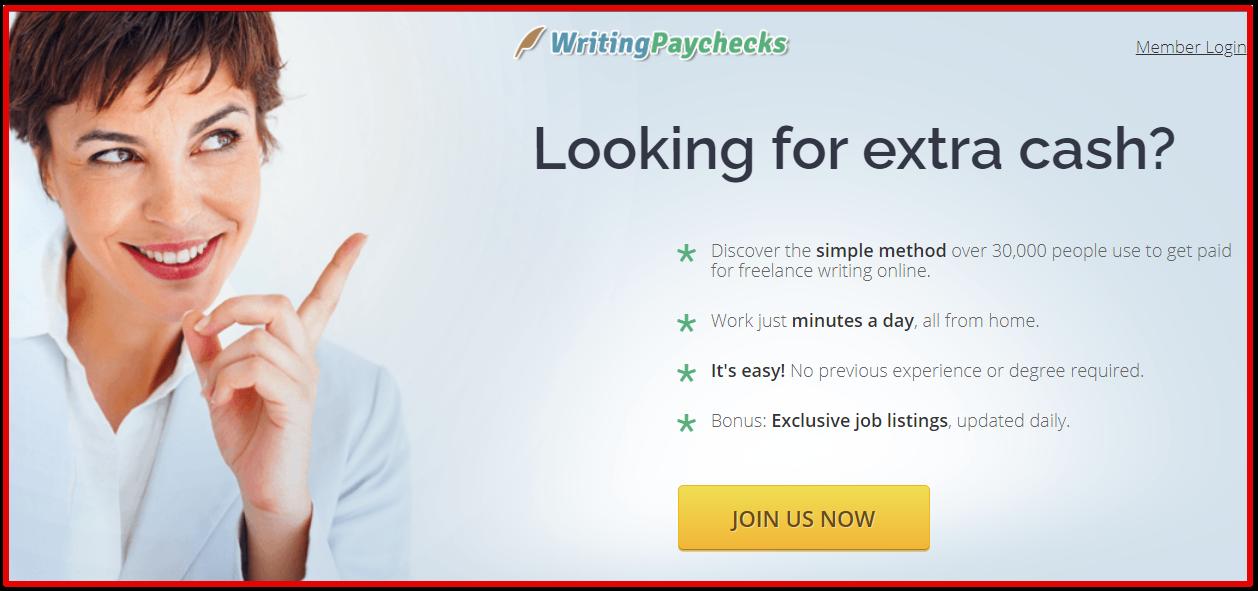 writing paychecks