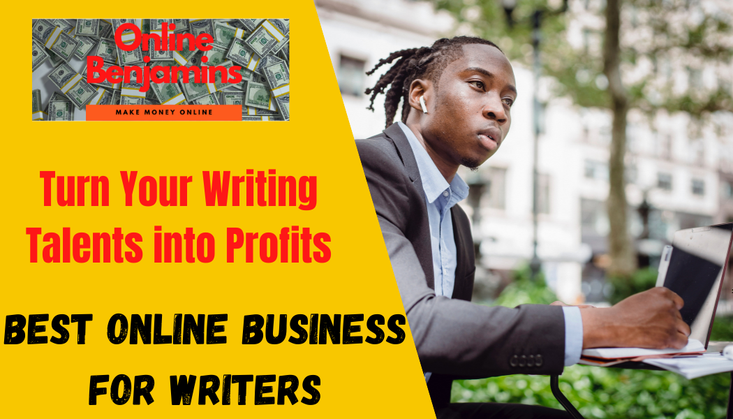 best online business for writers