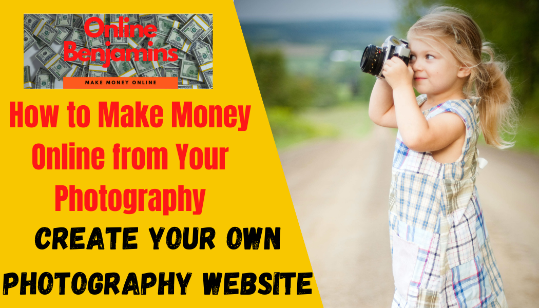 make money online from photography