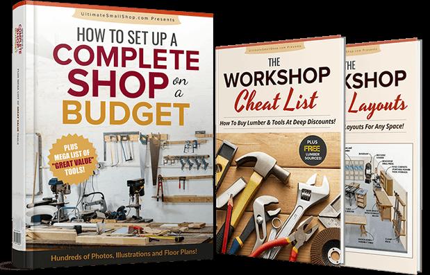 woodworking -workshop plans