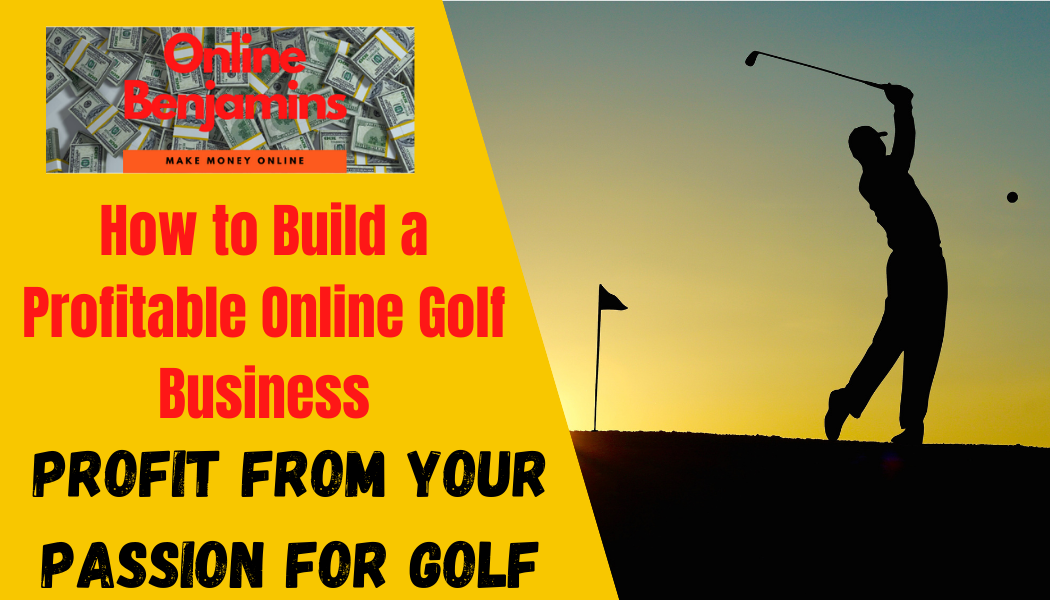 Profit from golf feature