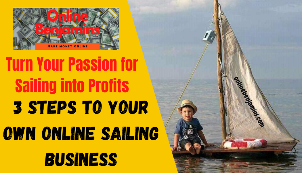 online sailing business feature