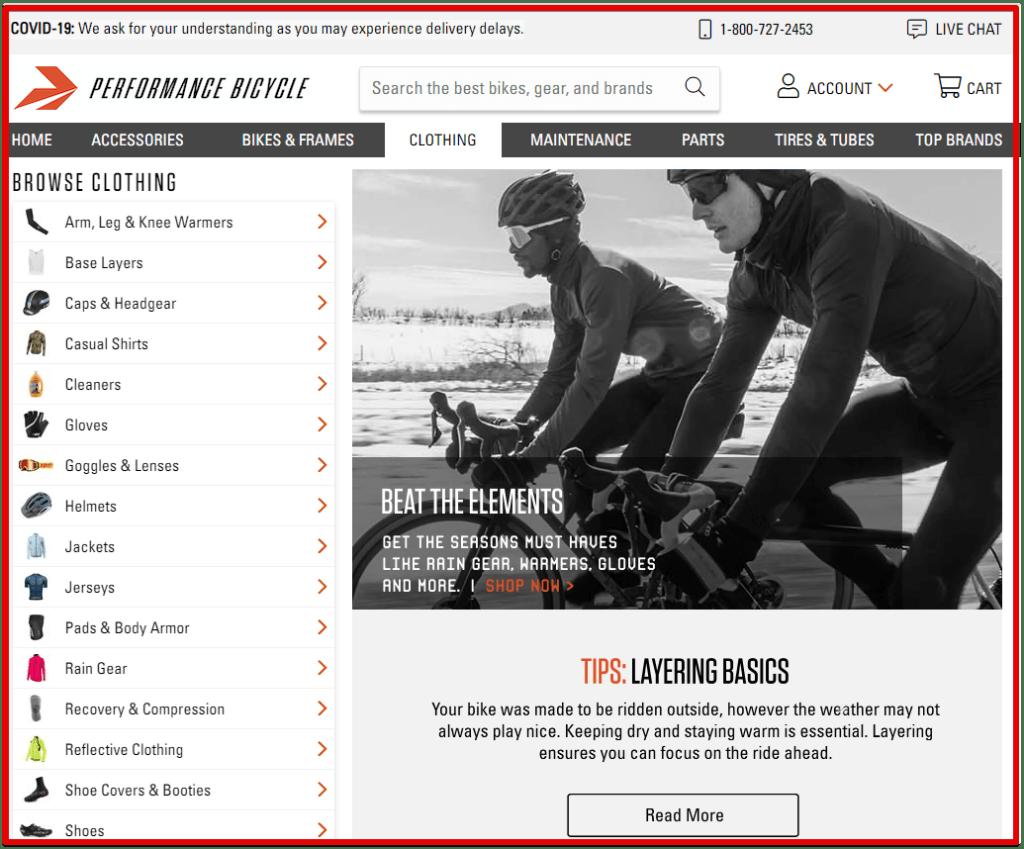 cycling - cycling clothing