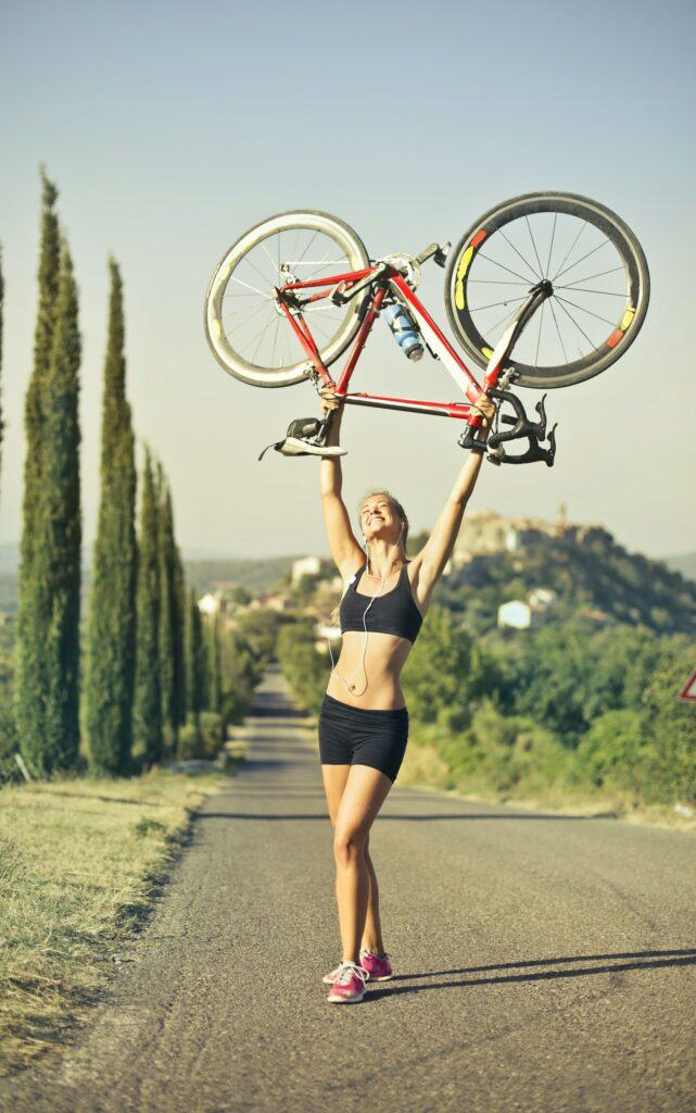 cycling - build an online cycling business