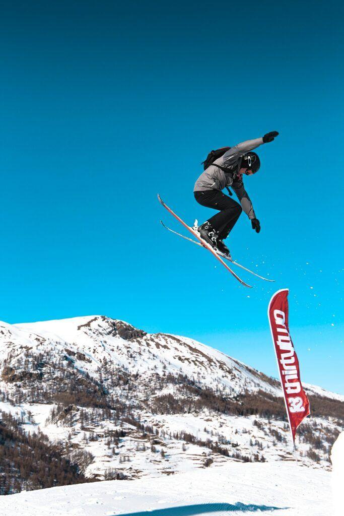 skiing - start online ski business