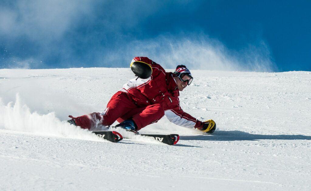 skiing - start an online skiing business
