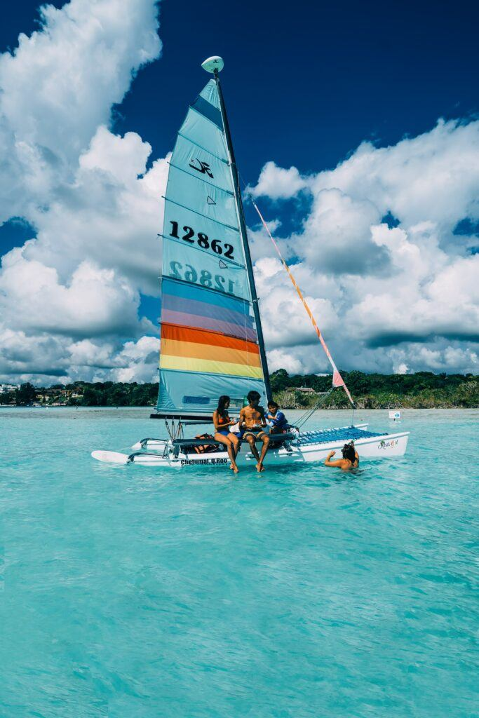 sailing - turn your passion for sailing into profits
