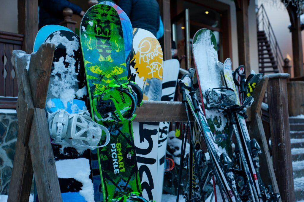 skiing - online ski business