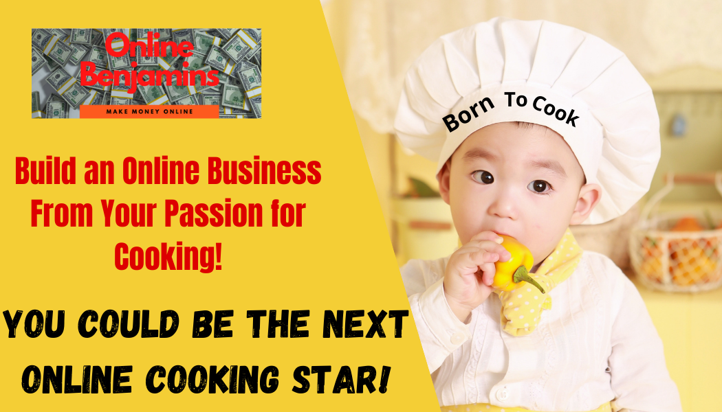 Make Money Online from Cooking