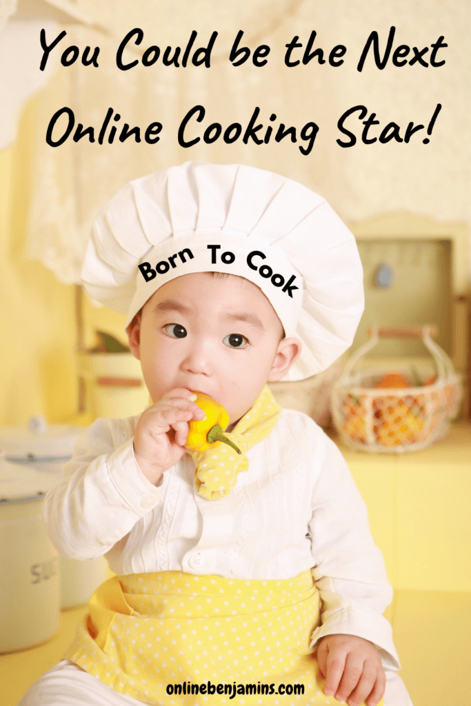 cooking - make money online from cooking