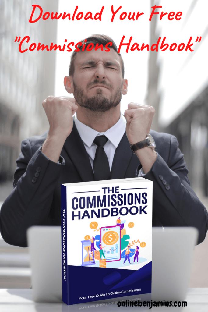online benjamins - commissions handbook