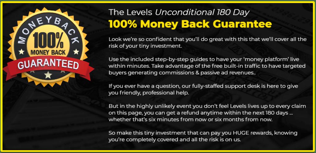 levels guarantee