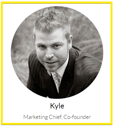 Kyle founder Wealthy affiliate