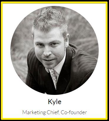 Kyle co-founder Wealthy Affliliate