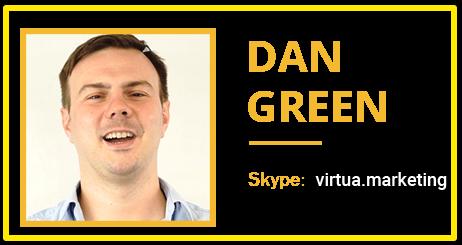 cryptomate owner Dan Green