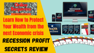 Recession Profits Secrets Review