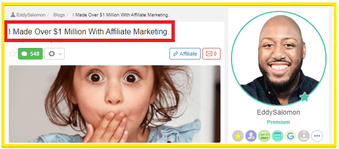 eddie million from affiliate marketing