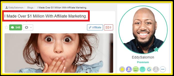 eddie million from affiliate marketing