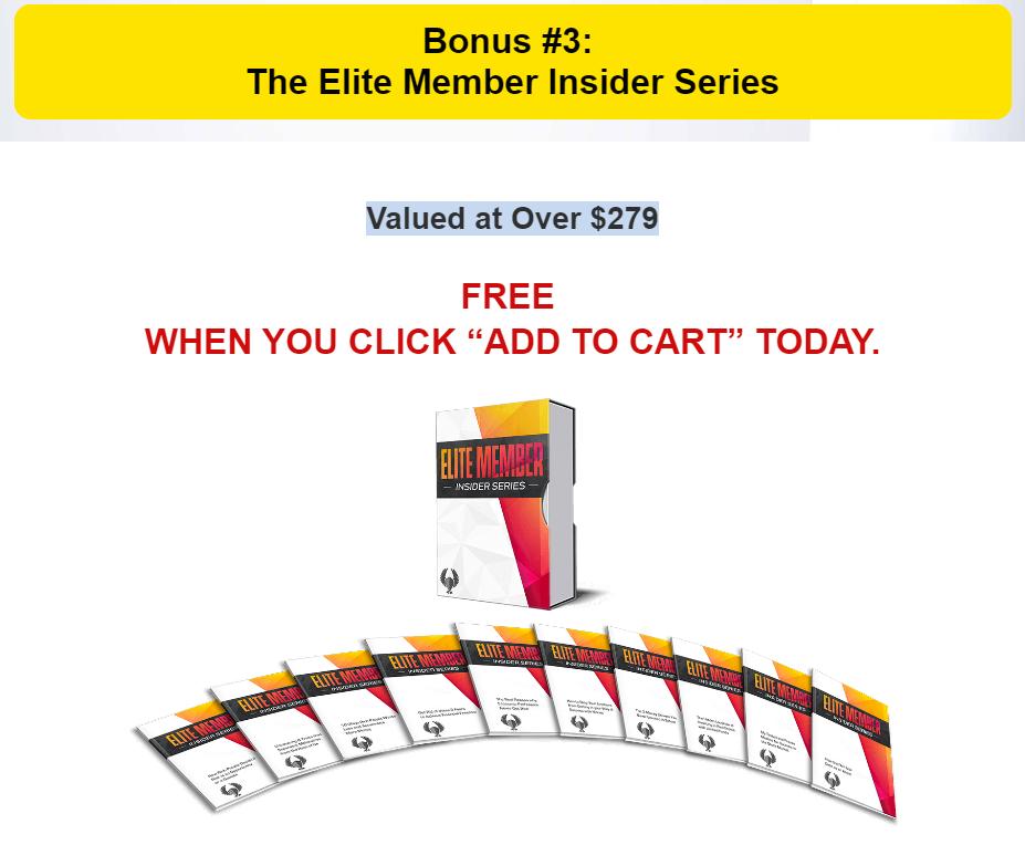 recession profit secrets elite membership