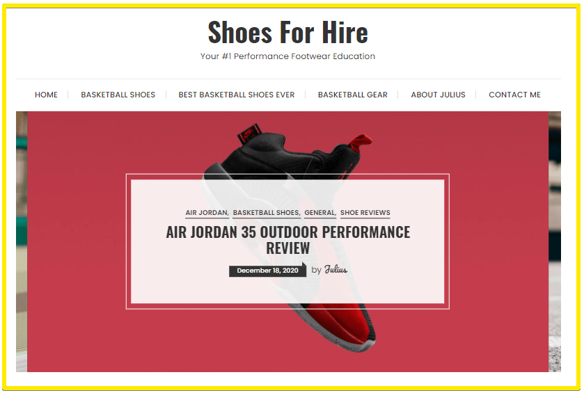 shoe website example - How much do I need to retire?