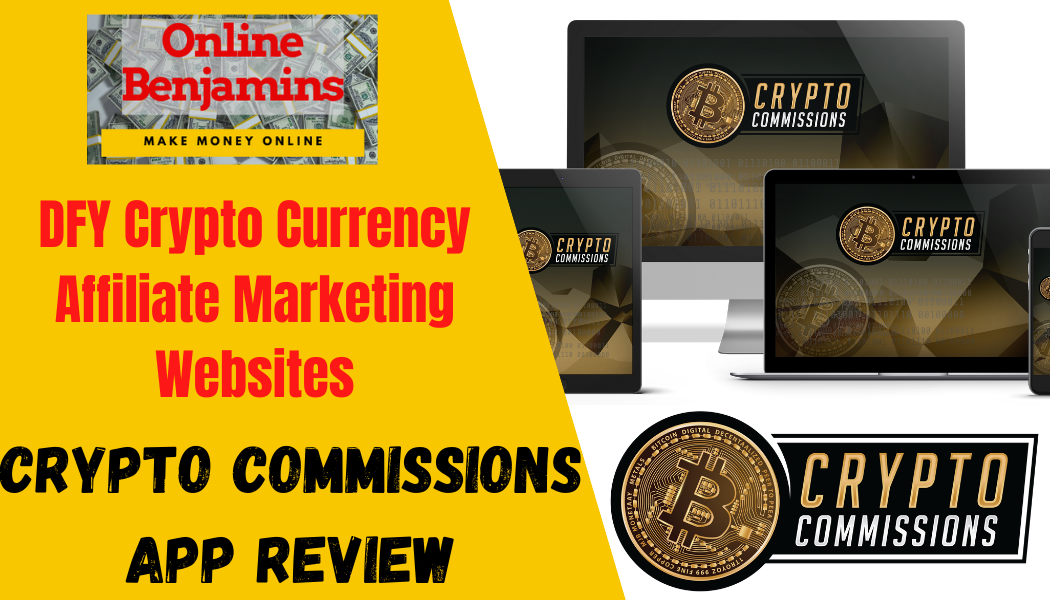 Crypto Commissions app review