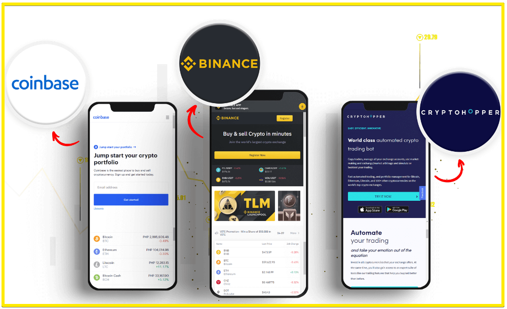 crypto currency trading sites