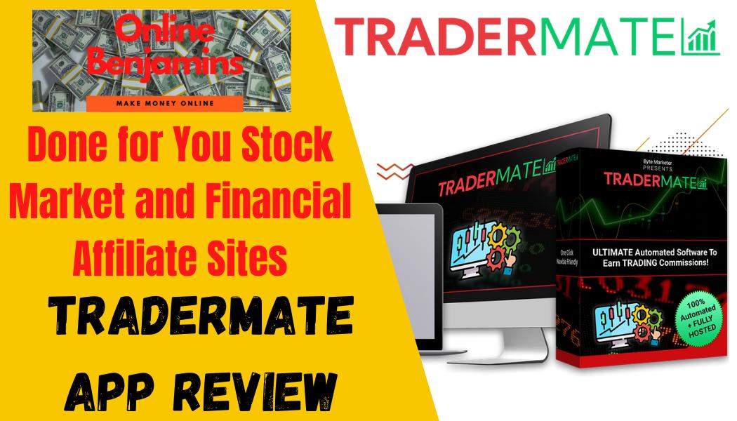Tradermate app review