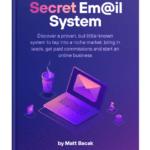 Matt Bacak's Secret Email System