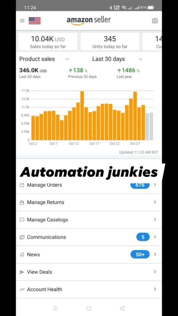 amazon store automation - Walmart Automation-Junkies review.