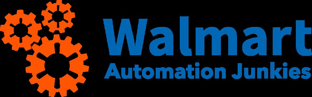 Walmart Automation-Junkies logo