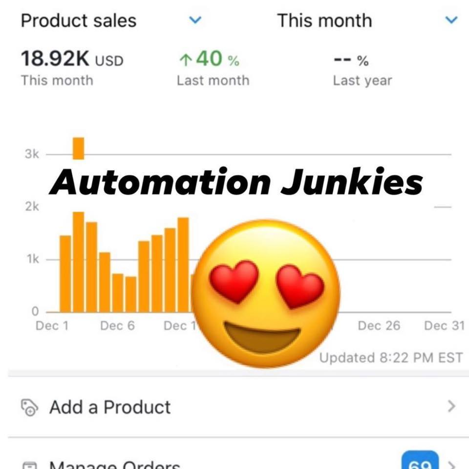 Automation-Junkies store results