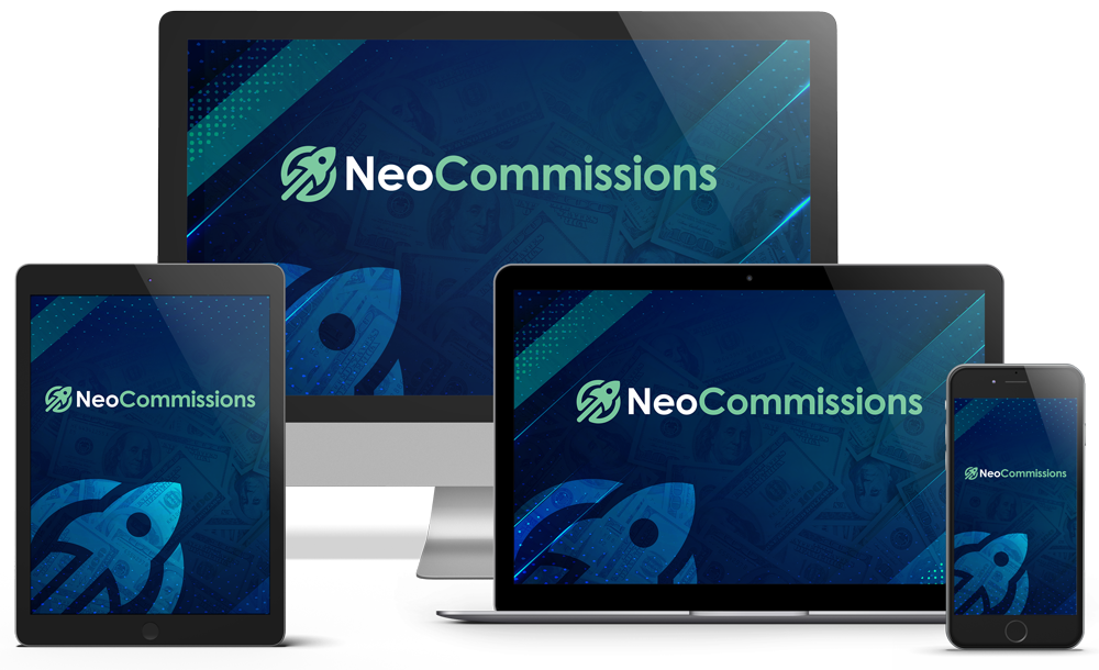 NeoCommissions screen shots on various devices - NeoCommissions App review