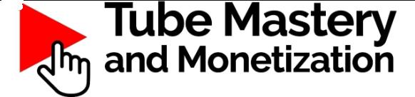 Matt Par's Tube Mastery and Monetization logo